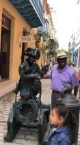 Dad in Havana